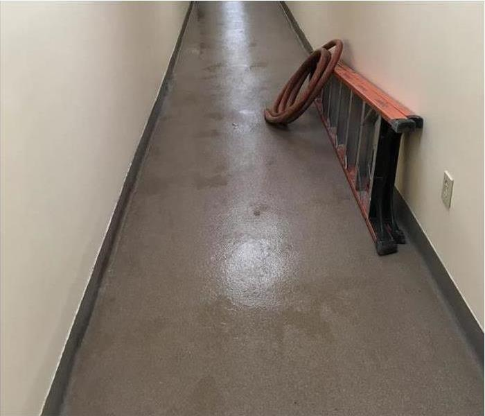 Commercial Water Damage – West Hollywood After