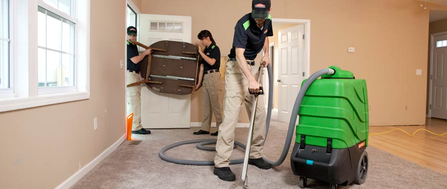 Bel Air, CA residential restoration cleaning